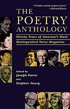 The Poetry anthology : ninety years of America's most distinguished verse magazine
