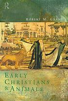 Early Christians and animals