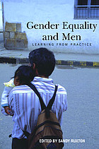 Gender equality and men : learning from practice