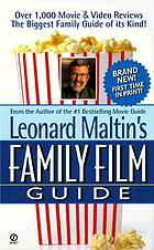 Leonard Maltin's family film guide