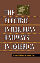 The electric interurban railways in America
