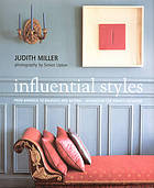 Influential styles : from baroque to Bauhaus : inspiration for today's interiors
