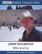 John McCarthy's bible journey