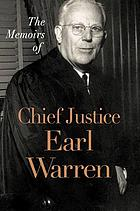 The memoirs of Earl Warren