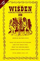 Wisden cricketers' almanack 1998