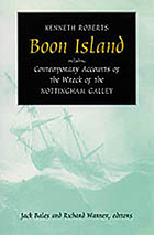 Boon Island including contemporary accounts of the wreck of the Nottingham Galley