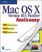 Mac OS X version 10.3 Panther