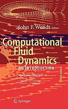 Computational fluid dynamics an introduction