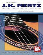 Original compositions for classic guitar