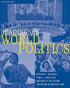 Readings in world politics : a new era