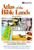 Hammond's atlas of the Bible lands