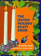 The Jewish holiday craft book