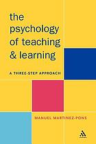 Psychology of learning and teaching