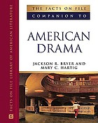 The Facts on File companion to American drama