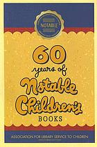 60 years of notable children's books