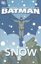 Batman : snow