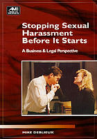 Sexual harassment, is it or isn't it? II : situations for discussion