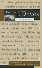The time of the doves : a novel