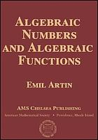 Algebraic numbers and algebraic functions
