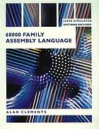 68000 family assembly language