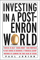 Investing in a post Enron world