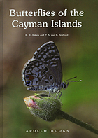 Butterflies of the Cayman Islands