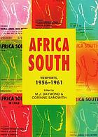 Africa south : viewpoints, 1956-1961