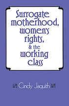 Surrogate motherhood, women's rights, & the working class