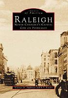 Raleigh : North Carolina's capital city on postcards