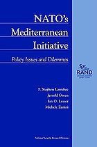 NATO's Mediterranean initiative : policy issues and dilemmas