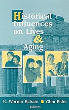 Historical influences on lives & aging