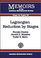 Lagrangian reduction by stages