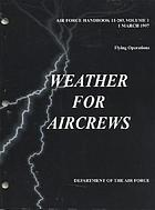 Weather for aircrews : flying operations