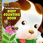 The poky little puppy's busy counting book