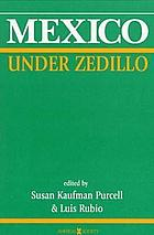 Mexico under Zedillo