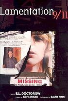 Lamentation 9/11
