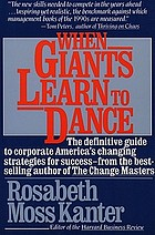 When giants learn to dance.
