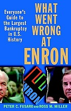 What went wrong at Enron : everyone's guide to the largest bankruptcy in U.S. history
