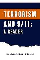 Terrorism and 9/11 : a reader