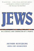 Jews : the essence and character of a people