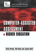 Computer-assisted assessment in higher education