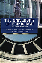 University of Edinburgh : an illustrated history