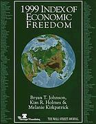 1999 index of economic freedom