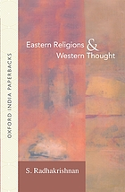 Eastern religions and western thought