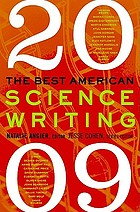 The best American science writing, 2009