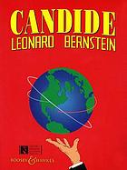 Candide : a comic operetta in two acts