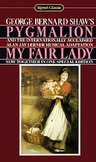 My fair lady : a musical play in two acts