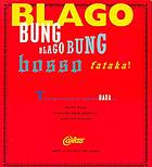 Blago bung, blago bung, bosso fataka! : first texts of German Dada