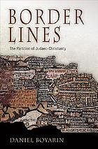 Border lines : the partition of Judaeo-Christianity