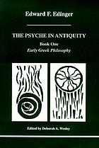 The psyche in antiquity